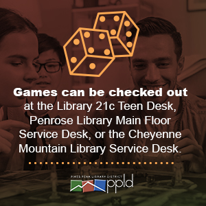 Board Games at PPLD