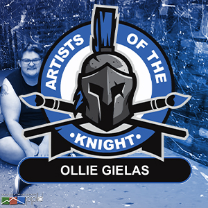 Artists of the Knight: Ollie Gielas