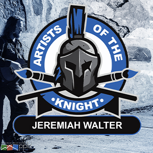 Artists of the Knight: Jeremiah Walter