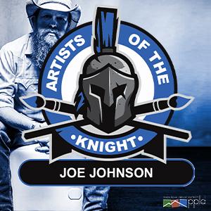 Artists of the Knight: Joe Johnson