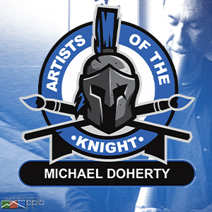 Artists of the Knight: Michael Doherty