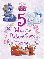5-Minute Palace Pet Stories