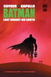 Batman. Last Night On Earth