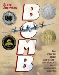 Bomb book jacket