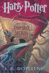 Harry Potter and the Chamber of Secrets book jacket