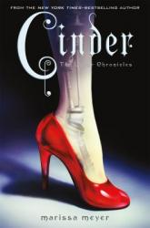 Book Review: Cinder