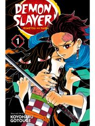 Demon Slayer: Kimetsu no Yaiba, Volume 1