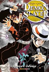 Demon Slayer: Kimetsu no Yaiba, Volume 2