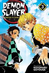 Demon Slayer: Kimetsu no Yaiba, Volume 3