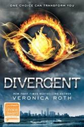 Divergent book jacket