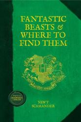Book Review: Fantastic Beasts and Where to Find Them