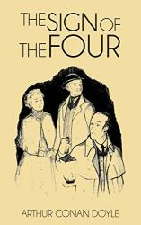 The Sign of Four Book Cover