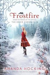 Frostfire book cover