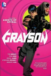 Grayson: Volume 1, Agents of Spyral