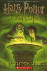 Harry Potter and the Half-Blood Prince book jacket