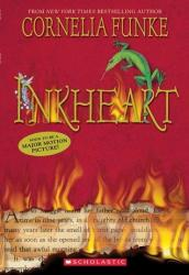Inkheart book jacket