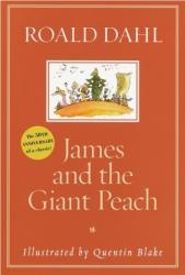 Book Review: James and the Giant Peach