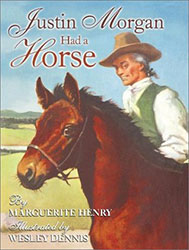 Book Review: Justin Morgan Had a Horse