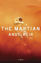 The Martian book jacket