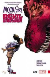 Moon Girl and Devil Dinosaur BFF Vol. 1