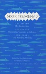 Book Review: Oedipus at Colonus