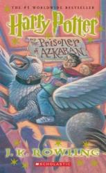 Harry Potter and the Prisoner of Azkaban book jacket