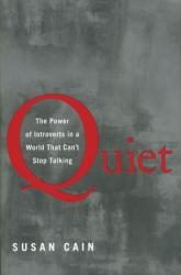 Book Review: Quiet: The Power of Introverts in a World that Can't Stop Talking