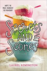 Secrets and Scones: A Secret Recipe Book