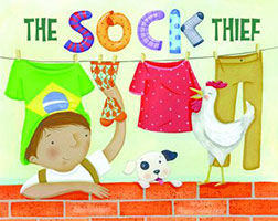 Book Review: The Sock Thief