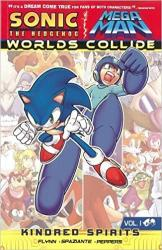 Sonic/Mega-Man: World's Collide