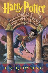 Harry Potter and the Sorcerer's Stone book jacket