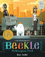 Book Review: The Adventures of Beekle: The Unimaginary Friend