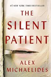 Book Review: The Silent Patient book jacket