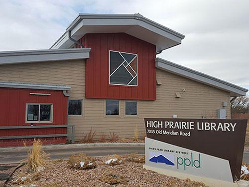 High Prairie Library