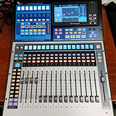 Audio - Control Room Setup