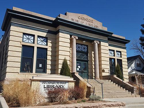 Old Colorado City Library