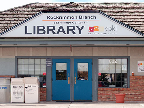 Rockrimmon Library