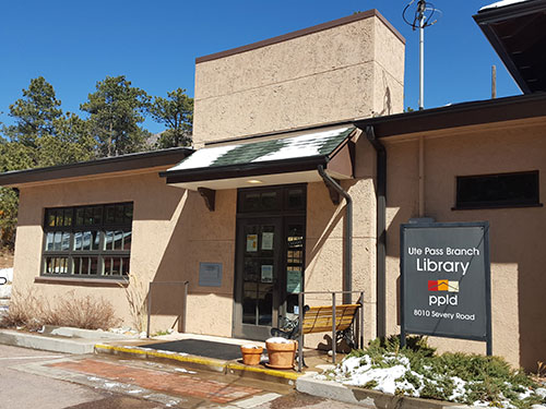 Ute Pass Library
