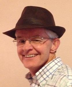 author Mike Hamel