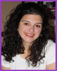 Local author Ana Crespo