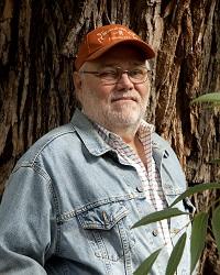 Local author Bert Entwistle