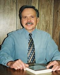 Local author Minister Raymond D. Sopp