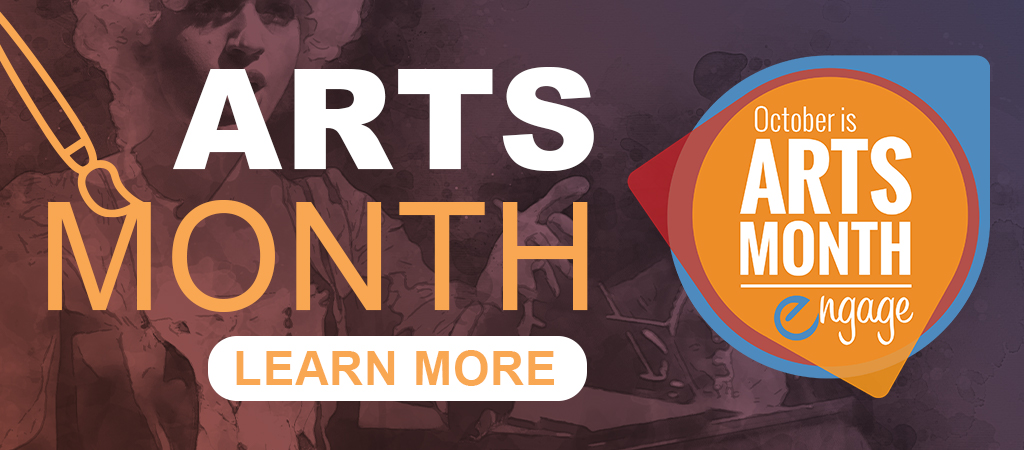 October Arts Month 2020