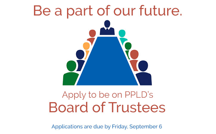 PPLD Board of Trustees Vacancy