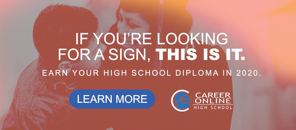 Career Online High School Slide