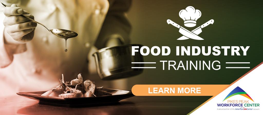 Slide Food Industry Training