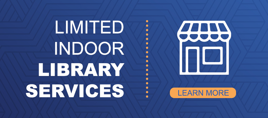 Limited Indoor Library Services