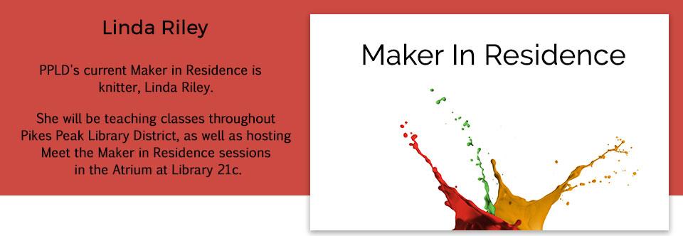 Maker in Residence