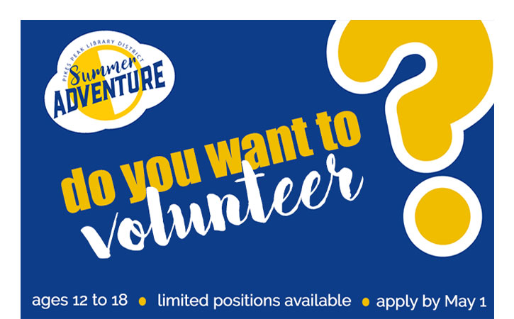Summer Adventure Volunteer