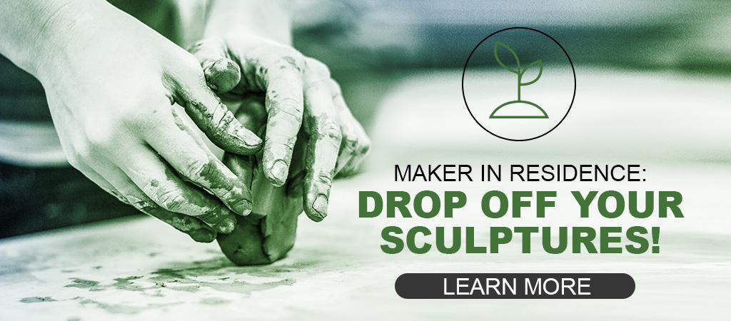 Drop Off Your Sculptures